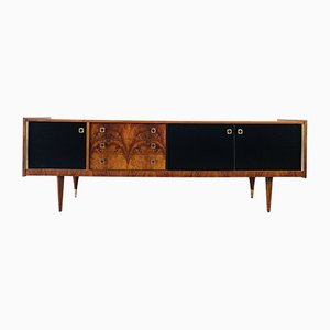 Walnut and Rosewood Sideboard, 1965