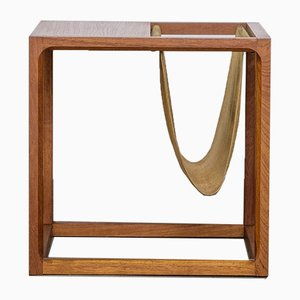 Teak Side Table by Kai Kristiansen for Aksel Kjersgaard, 1960s