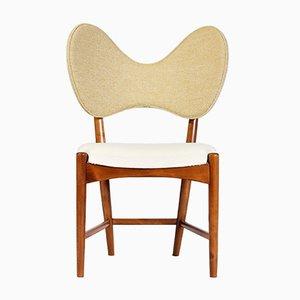 Chaise d'Appoint Butterfly par Koppel, Nils & Eva pour Møbelfabrikken Norden, années 50