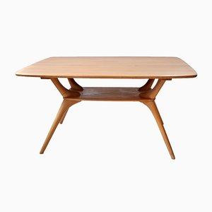 Esstisch aus Holz, 1950er