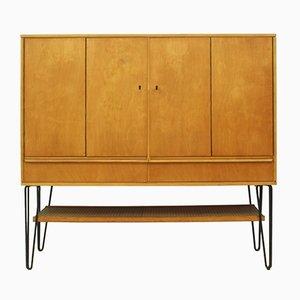 Dutch Birch Cabinet by Cees Braakman for Pastoe, 1950s