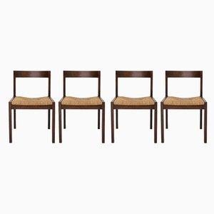 Esszimmerstühle von Martin Visser für t Spectrum, 1960er, 4er Set