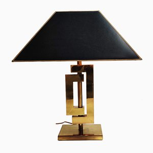 Table Lamp by Willy Rizzo, 1970s