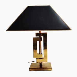 Tischlampe von Willy Rizzo, 1970er