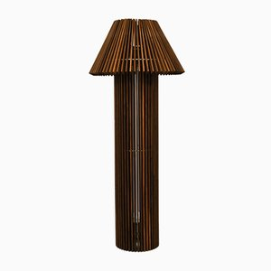 Lámpara de pie de madera de Fernando & Humberto Campana para Skitsch, década de 2000