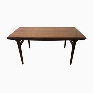 Table de Salle à Manger en Teck par Johannes Andersen pour Uldum Møbelfabrik, Danemark, années 60