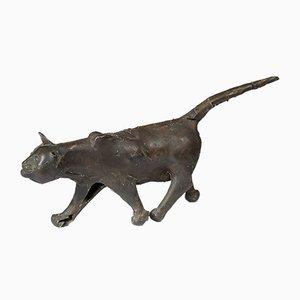 Scultura di gatto di Prof. Thomas Duttenhoefer