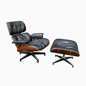 Rosewood Dining Chair by Charles & Ray Eames for Herman Miller, 1960s