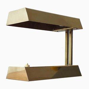 Lampada da tavolo in ottone, 1978