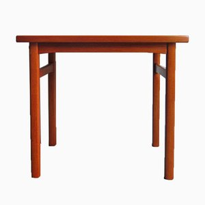 Danish Teak Side Table, 1970s