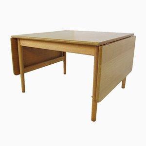 Table Basse Scandinave en Chêne par Hans J. Wegner pour PP Møbler, années 60