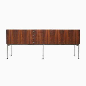 Rosewood Sideboard by Alain Richard for Meuble Tv, 1958