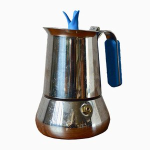 Italian Moka Pot from Guido Bregna, 1980s