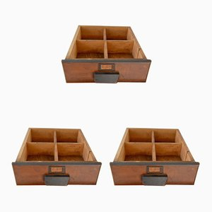 Drawers, 1930s, Set of 3