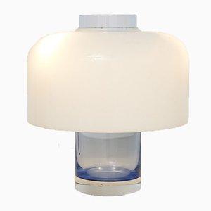 Lámpara de mesa Mid-Century de Carlo Nason para Mazzega