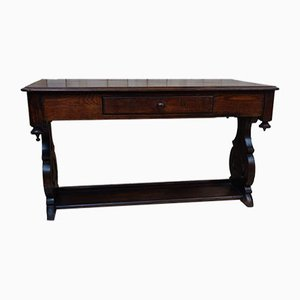 Victorian Gothic Hall Table
