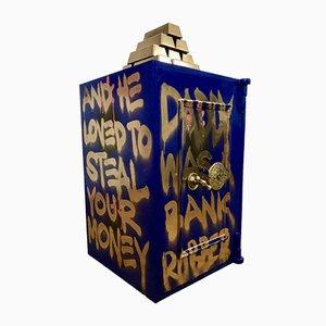 Coffre Daddy « Was A Bank Robber Safe 2019 » par Stolen
