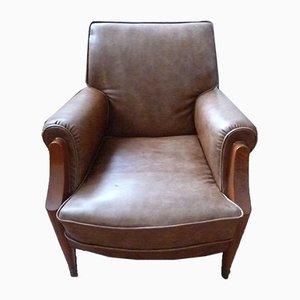 French Club Chair by Batistin Spade, 1940s