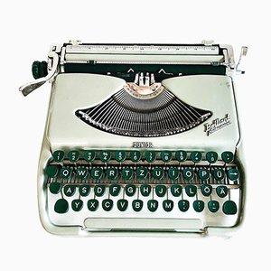 Vintage Typewriter from Brilliant Neckermann Junior, 1950s