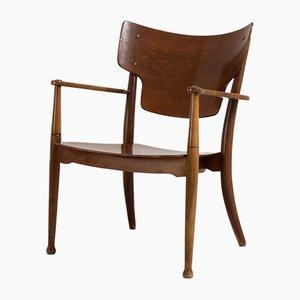 Armchair by Peter Hvidt & Orla Mølgaard-Nielsen, 1940s