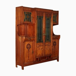 Antique Rosewood Liberty Cupboard