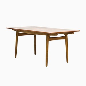 At-210 Dining Table by Hans J. Wegner for Andreas Tuck, 1960s