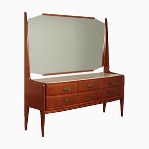 Commode à Tiroirs avec Miroir, années 50