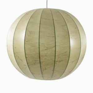 Cocoon Pendant Lamp by Achille & Pier Giacomo Castiglioni for Flos, 1950s
