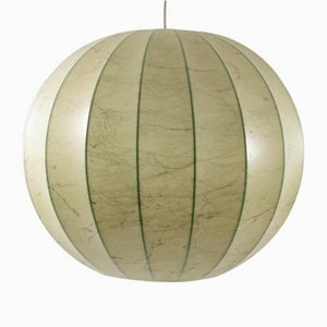 Lampe à Suspension Cocon par Achille & Pier Giacomo Castiglioni pour Flos, 1950s
