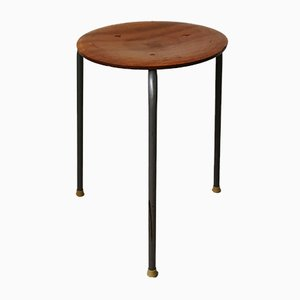 German Rosewood Stool, 1960s