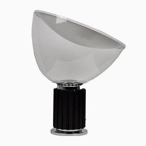 Lámpara de mesa Taccia vintage de Achille Castiglioni para Flos
