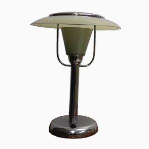 Lampada da tavolo Art Deco di Jindřich Halabala, anni '30