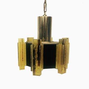 Lampe à Suspension par Claus Bolby pour CeBo Industri, 1970s