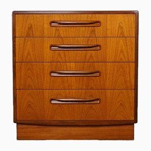 Teak Dresser by Victor Wilkins for G-Plan, 1960s