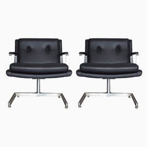 Armchairs by Raphael Raffel, 1974, Set of 2