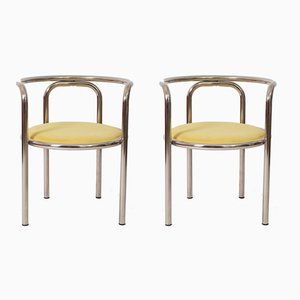 Dining Chairs by Gae Aulenti, 1963, Set of 2