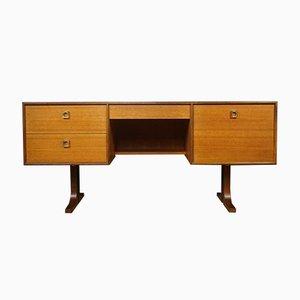 Model Form 5 Desk by Roger Bennett for G-Plan, 1970s