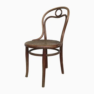 Model 31 Bentwood and Caning Dining Chair from Thonet, 1920s
