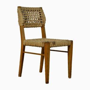 Chaise d'Appoint Vintage par Adrien Audoux & Frida Minet pour Vibo Vesoul
