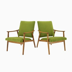 Armchairs from Interier Praha, 1970s, Set of 2