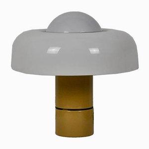 Lámpara de mesa Brumbury vintage de Luigi Massoni para IGuzzini
