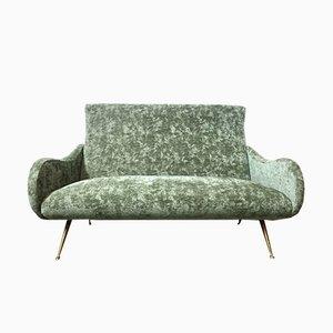 Italienisches Sofa von Marco Zanuso, 1950er