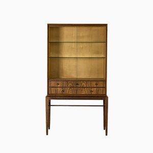 Rosewood Vitrine Cabinet by Svante Skogh for Seffle Möbelfabrik, 1960s