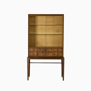 Vitrine aus Palisander von Svante Skogh für Seffle Möbelfabrik, 1960er