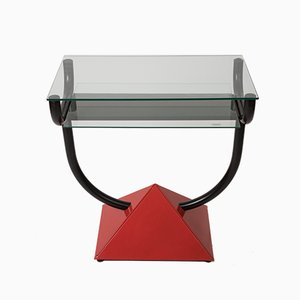 Vintage Postmodern Console Table from Bell Oggetti
