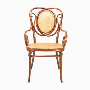 Antique Model 22 Armchair from Thonet