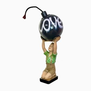 Love Bomb Boy Decorative by Stolen