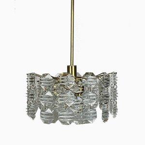 Lámpara de araña Mid-Century de Kinkeldey