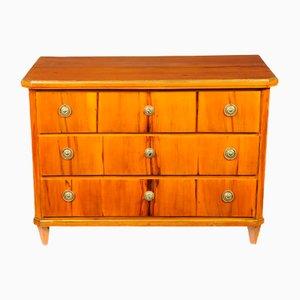 Antique Biedermeier Dresser, 1810s
