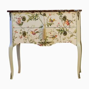 Floral Pattern Commode, 1920s